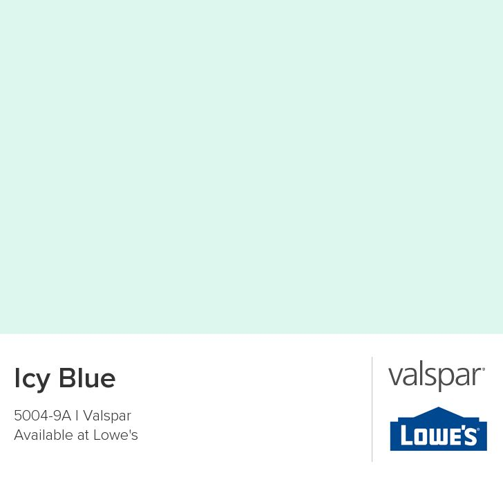 valspar paint color chip icy blue paint projects