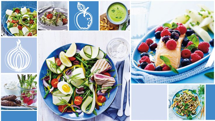 Få en sund start på 2015 med FEMINAs populære slankeopskrifter med max 555 kalorier