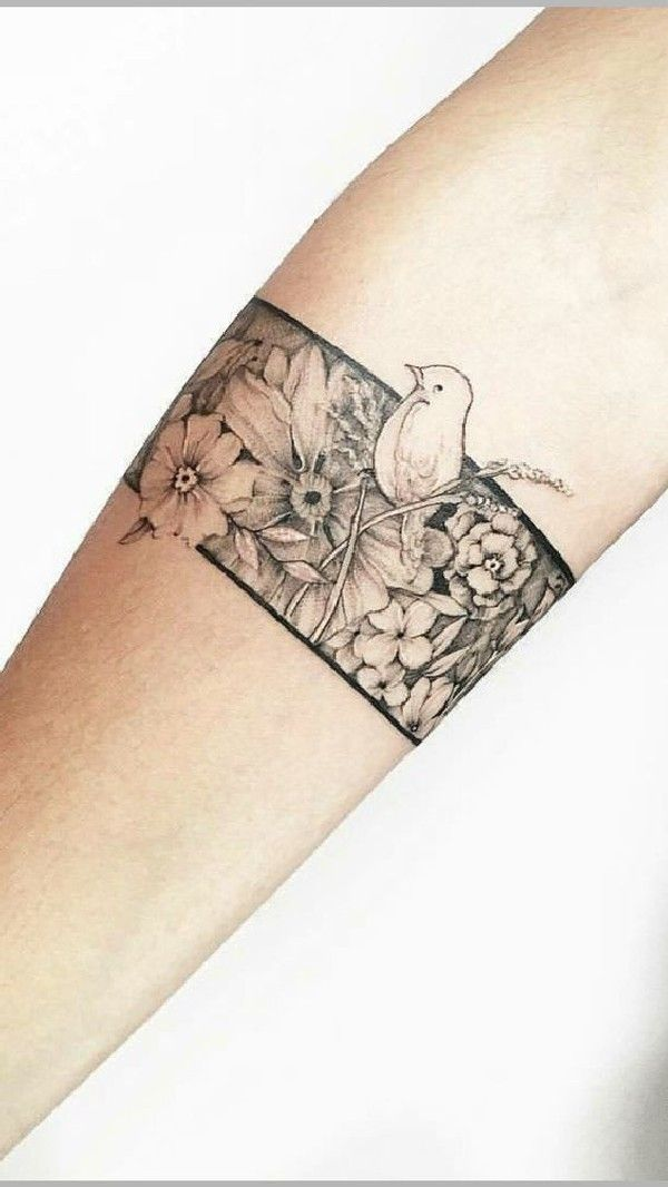 40+ Armband Tattoo Designs
