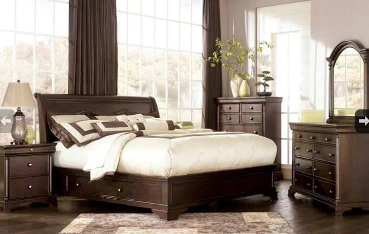 Juego De Habitaci 243 N 1 Sleigh Bedroom Set Bedroom Sets