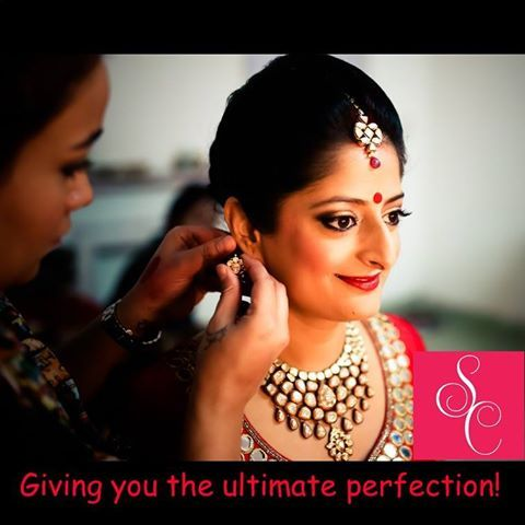 SHIKHA CHANDRA- #Hair and #makeup Giving you the ultimate perfection!