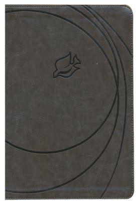 NLT New Spirit Filled Life Bible, Imitation Leather, Rich Stone