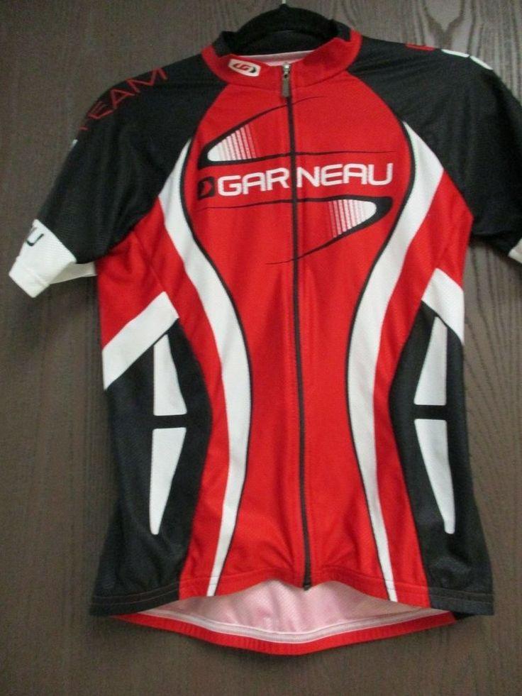 Louis Garneau Women's Cycle Shirt jersey  M #Garneau #ShirtsTops