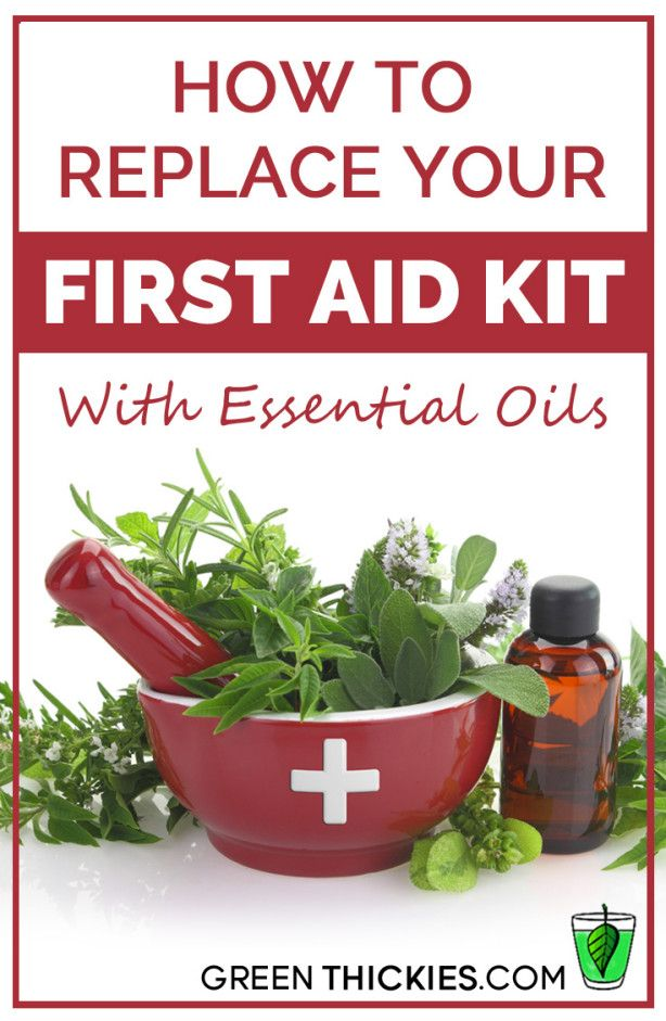 Survival Zombie Apocalypse:  #Survival ~ How To Replace Your First Aid Kit With Essential Oils.