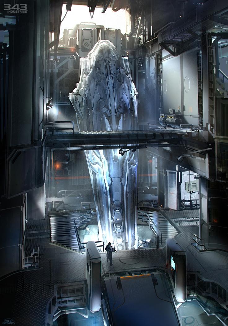 Halo 4 - concept art