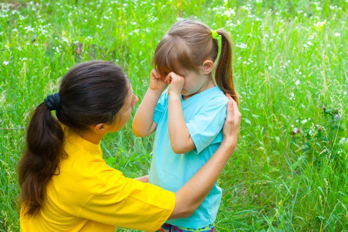 Как успокоить разгневанного или обиженного ребенка » Женский Мир