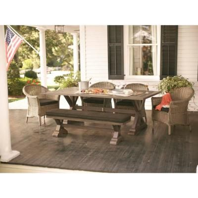 Visit The Home Depot To Buy Thomasville Richwood Patio Dining Table