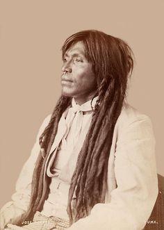 Jose Pocati - Yuma Nation - 1872.
