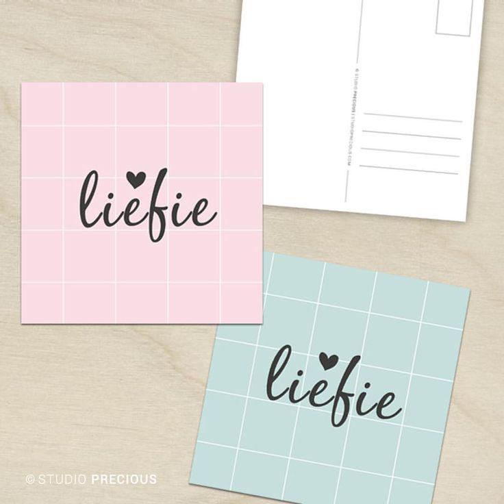 Kaarten - Babykamer, kinderkamer, roze, mintgroen, lief, liefde ...