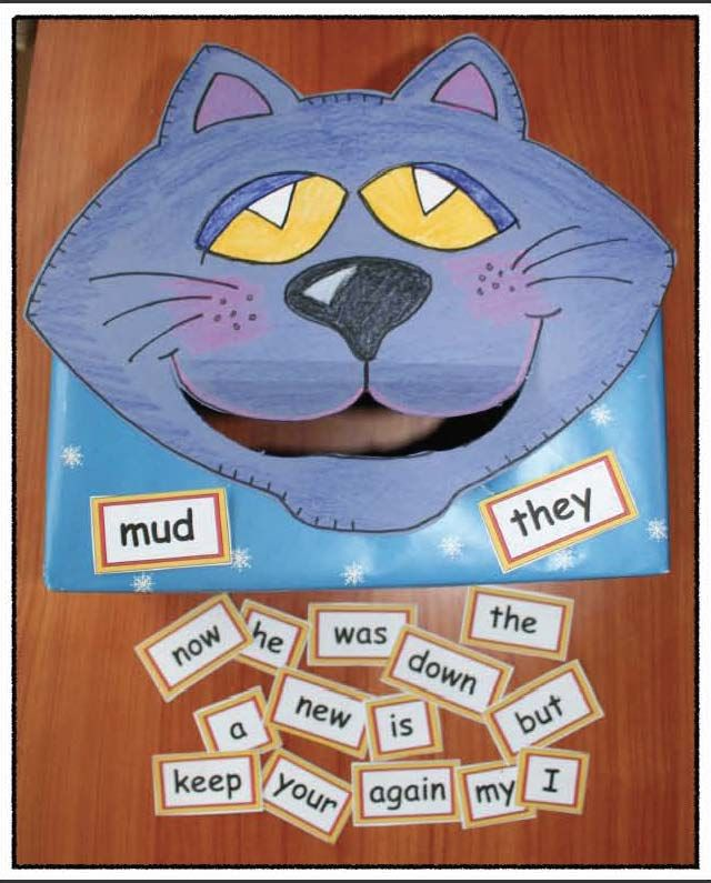 pete the cat white shoes craft