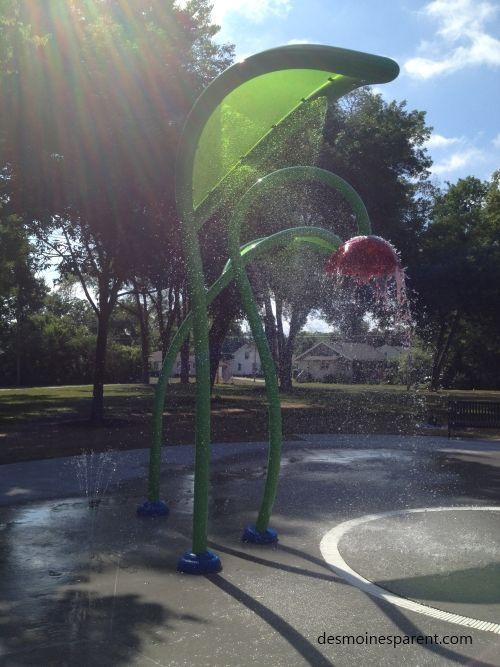 American Legion Park - A West Des Moines Favorite - Des Moines Parent - Spray Ground (301 Vine St. West Des Moines)