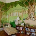 Painting Kids Room Wall Murals