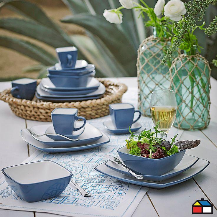 Juego #valijja #azul #terraza #jardin