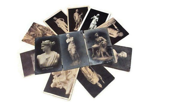 #Set #Lot 12 #antique #postcards #1900 #1916 #original  #JustSweetHoney @Etsy #Russia #Germany #France #Italy #Sculptures #figures #Hermes #Salon #Mars #Gods #Statues #rpps #postcard #Ancient #Greek gods #Russian #Museum #ART #old #Black & #White #Photography #Collectibles #sale #etsy #vintageshop #vintageitem #antiqueorder #gift #forcollection #giftforher #ideaforgift #giftforhim #NU #Nude #Erotic