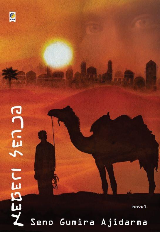 Negeri Senja by Seno Gumira Ajidarma with new cover.  Published on 21 September 2015.
