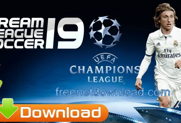 Dream League Soccer 2019 UCL DLS 19 Android Download