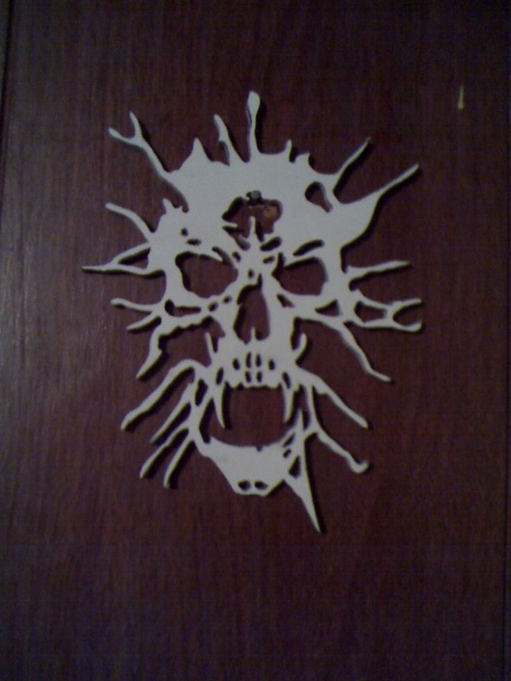 111 Best Images About Scroll Saw Skulls On Pinterest