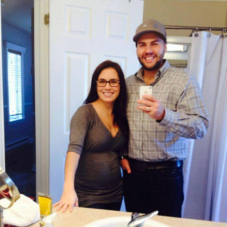 Photo de famille.. 15 semaines de grossesse :D