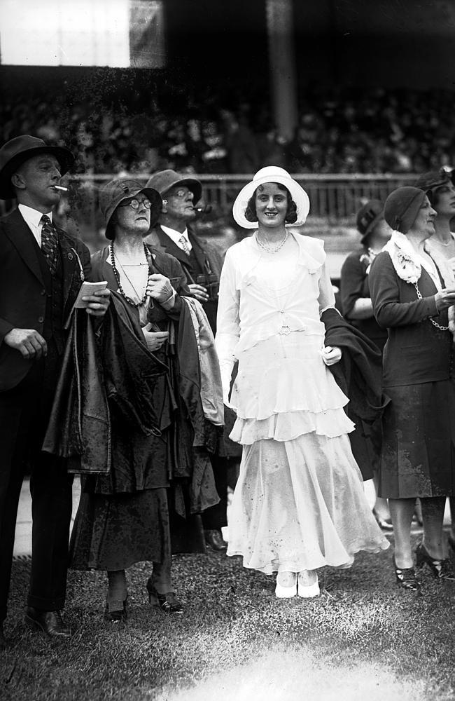 Melbourne fashion 1930s