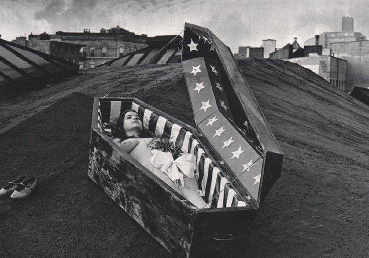 JOEL-PETER WITKIN  - Coffin