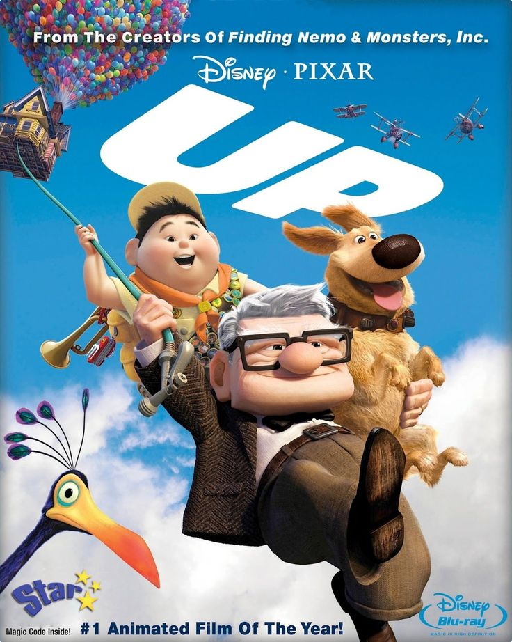 UP, great movie