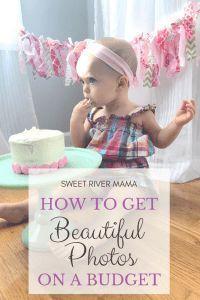 Sparen Sie Geld und machen Sie Ihre eigenen schönen Fotos! Lernen wie man …   – Newborn Essentials