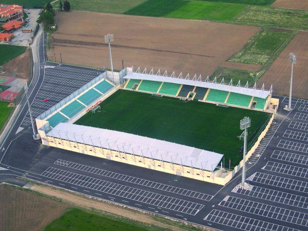 Skoda Xanthi FC  Skoda Xanthi Arena Capacity: 7.422