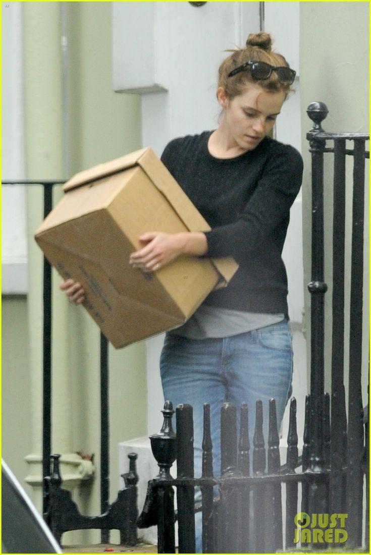 Emma Watson & Boyfriend Matthew Janney Moved in Together?