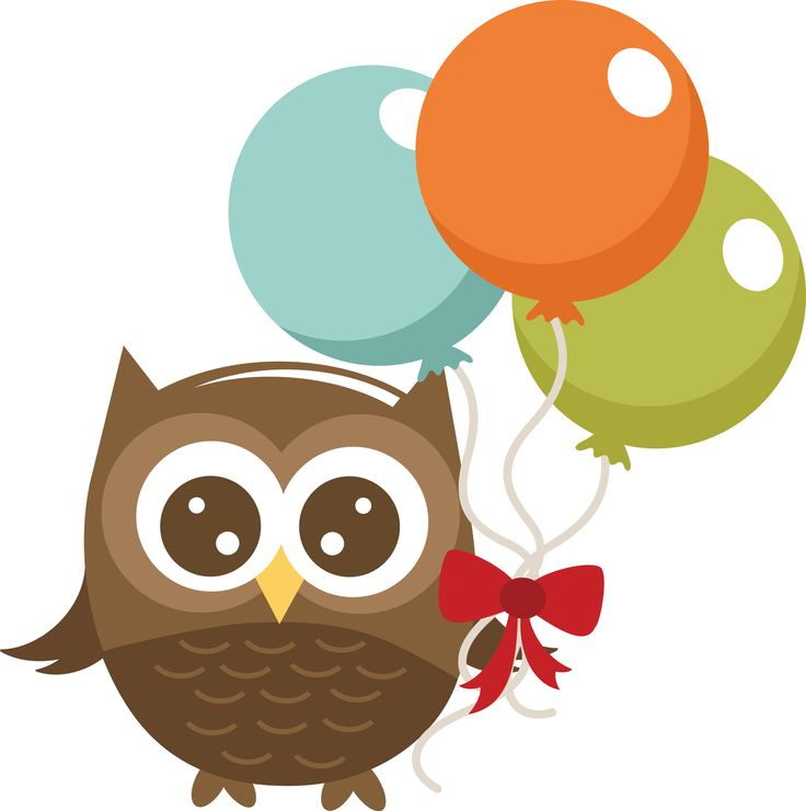 Owl Holding Balloons 03-14-13 8MISS KATE CUTTABLES)