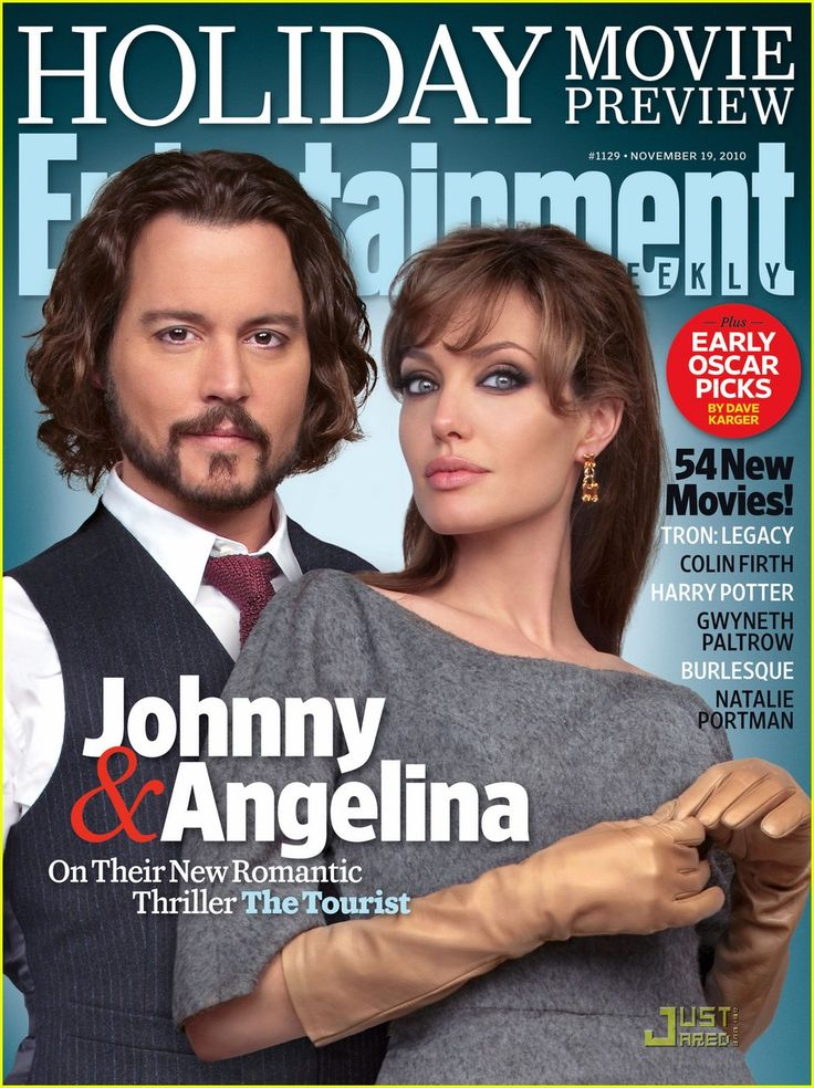 Image result for angelina jolie and johnny depp face shape s101