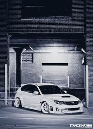 SUBARU WRX Hatchback.