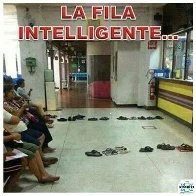 fila intelligente