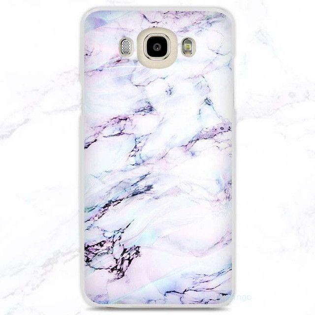 Samsung Galaxy Watercolor Marble Phone Cases for J1 J2 J3 J5 J7 C5 C7 C9 E5 E7 2016 2017
