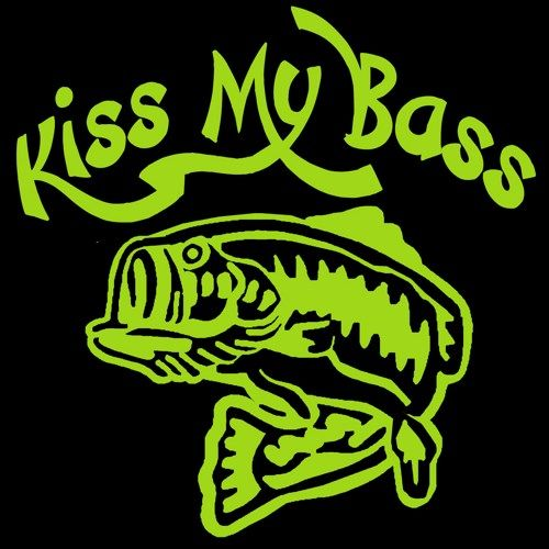 Best Fishing Images On Pinterest Fishing Fish And Fishing Tips - Fishing decals for trucks