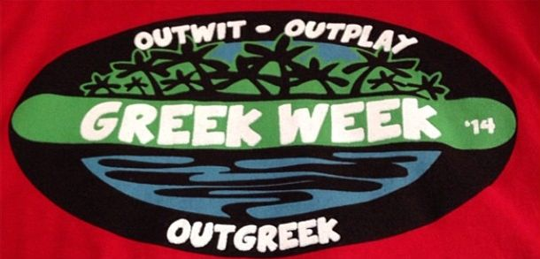 Greek Week themes -- could also work for recruitment?