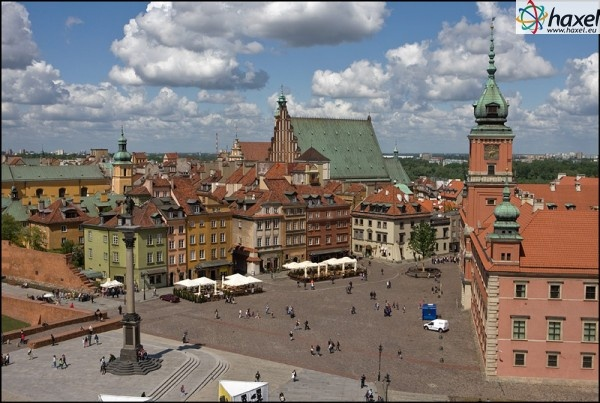 Haxel offers Warsaw Royal Castle's interiors to arrange your corporate event, conference, concert, jubilee gala etc.