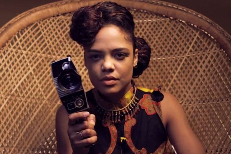 "Tessa Thompson in ""Dear White People"""