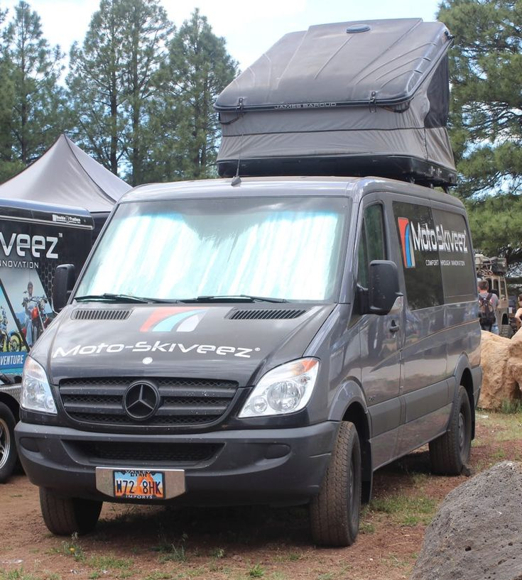 Gallery The Dust Tarnished Adventure And Camper Vans Of Overland Expo West 2018 Custom Camper Vans Camper Van Camper