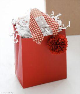 Don'na du lar: Etiquetas natalinas,embalagens e tal-DA NET