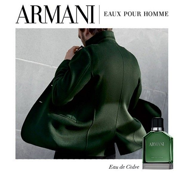 Eau de Cedre (men) Giorgio Armani в Интернет-магазине парфюмерии Ваш-Аромат.ру #ParfumInRussia