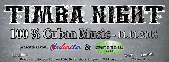 Jetzt am Freitag/ Ce vendredi   Timba #Night  %cuban Music  T... #Salsa Jetzt am Freitag/ Ce vendredi: 🔥🔥🔥🔥 Timba #Night 🔥🔥🔥🔥 💯%cuban Music: ➡Timba  ➡Salsa Cubana  ➡Son Cubano ➡Reggaeton  ➡Cha Cha  ➡Rumba Cubana   Wir freuen uns #alle cubaneros de #region zu #sehen / Grand Plaisir de revoir tous les cubaneros de #region   Si o Si Vamos A Bailar ;)  #Salsa #Saarbruecken & #Saarland | Jetzt am Freitag/ http://saar.city/?p=32448