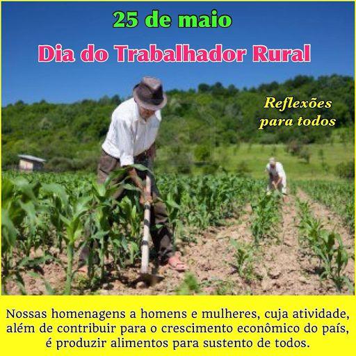Breve histórico sobre a comemoração do dia do Trabalhador Rural. No dia 25 de Maio de 1963 morreu o deputado federal Fernando Ferrari , u...