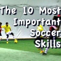 Soccer Skills - The 10 Most Important Soccer Skills | Progressive Soccer Training