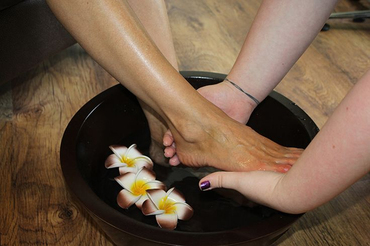 Well Cared For Feet.