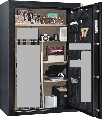 P40 Patriot Home Hunting Safes Fireproof Gun 48 Rifle Safe Keypad New Free SHIP   eBay