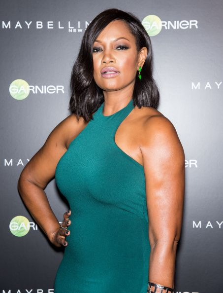 Actress Garcelle Beauvais attends the Instyle 20th Anniversary Party at Diamond Horseshoe at the Paramount Hotel on September 8 2014 in New York City