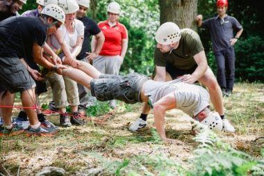 Team Building Activities - Live For Today Adventures