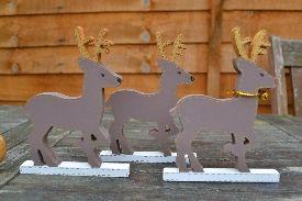 Freestanding Christmas Shapes