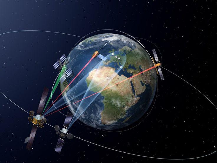 La NASA estudia usar luz láser en sus transmisiones de datos #Noticias
