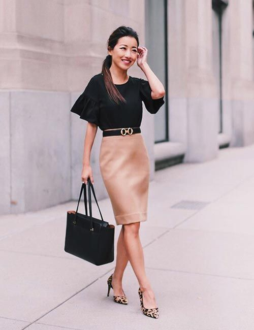 129839f0d3867 37 Cute Semi Formal Outfits Ideas For Women #SemiFormalAttire  #SemiFormalOutfits #SemiFormalWomenOutfit